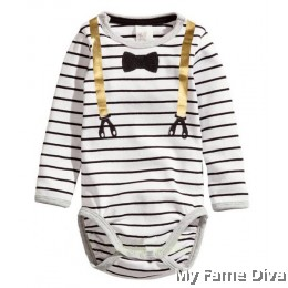 I'm Stylish (Long Sleeve) Babysuit by CutiesDiva