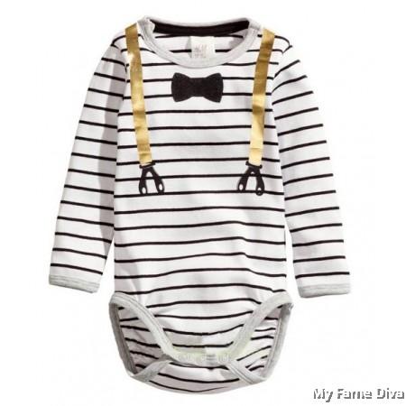 I'm Stylish (Long Sleeve) Babysuit by CutiesDiva