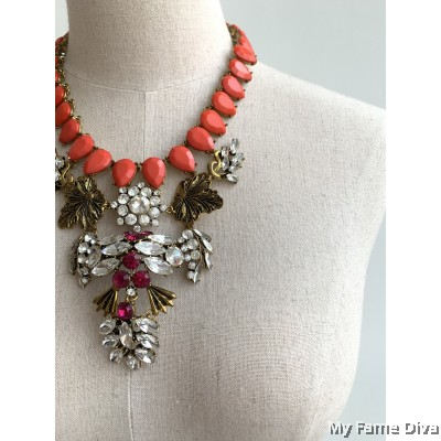 BOHO Bold Statement Necklace