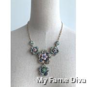 RIA D'Fleur Droplet Necklace