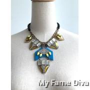 Transforma Twist Bold Necklace
