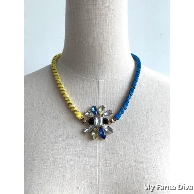 Twista Diamante Necklace