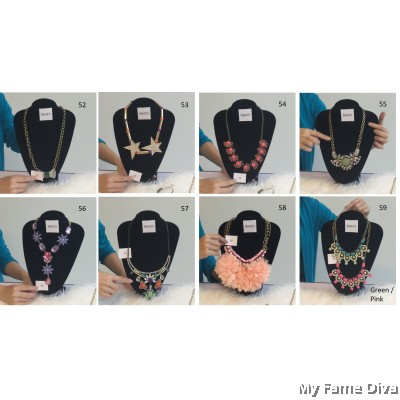 CLEARANCE Necklace (Design 27-67)