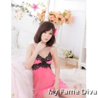 Sweetie Lacey Babydoll Lingerie