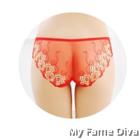 D'Fleur Sexy Back Briefs