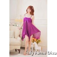 Sweetie Butterfly Tube in Babydoll Dress