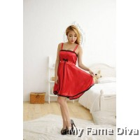 Lady Boss in Flair Babydoll