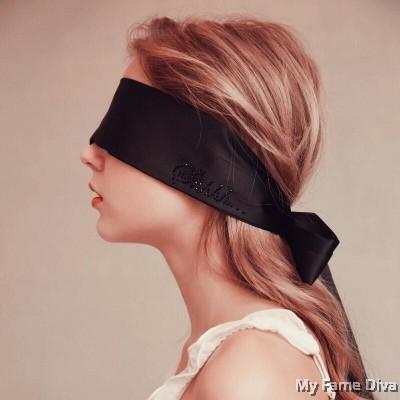 Shhhhh.... Satin Ribbon Bow