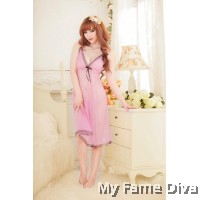 Sweetie Ariel Long Dress Babydoll