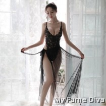 Sheer n Sexy : Dreamy Dolce in Dress