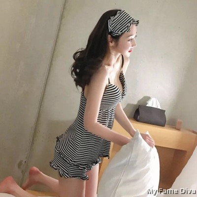 PJ Collections : Cover-ME up PJ Cami Set