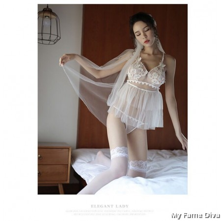 Sheer n Sexy : Heavenly Love Bridal Lingerie