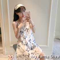 PJ Collections : Sweetie Ribbon Cami Dress