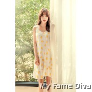 PJ Collections : Ice Cream Kind of Day Cami Dress