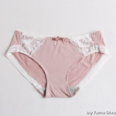 Trimmie Low Raise Seamless COTTON Panties