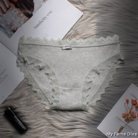 Triangle Low Raise COTTON Panties