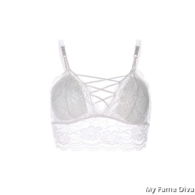 Eyecandy Lacey Bralette (Wireless)