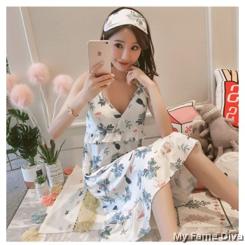 PJ Collections : Sweet Nature Cami Dress