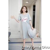 PJ Collections : LOVE Me More PJ  Dress